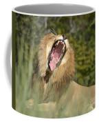 King Size Yawn Coffee Mug