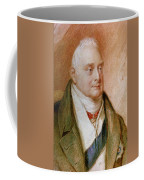 King William Iv Of England (1765-1837) Coffee Mug