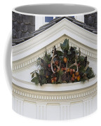 Kings Arms Pediment Spray Coffee Mug