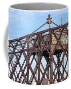 Kinnickinnic River Swing Bridge  4 Coffee Mug