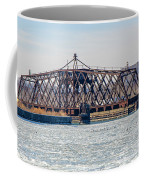 Kinnickinnic River Swing Bridge Coffee Mug