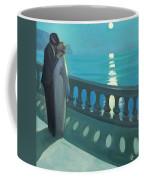 Kiss By Moonlight Coffee Mug