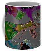 Kiss Me Hot Stuf Posterized Coffee Mug