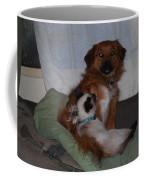 Kiss Me Quick Coffee Mug