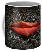 Kiss Of Leaf Coffee Mug