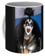 Kiss-the Coat Of Armor Coffee Mug