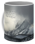 Kiss The Earth Again Coffee Mug