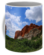Kissing Camels - Garden Of The Gods Coffee Mug