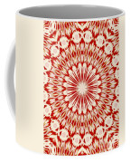 Kissing Fish Kaleidoscope Coffee Mug