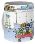 Kitchen Caddy Coffee Mug