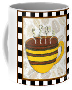 Kitchen Cuisine Hot Cuppa No14 By Romi And Megan Coffee Mug