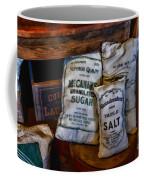 Kitchen - Food - Sugar And Salt Coffee Mug