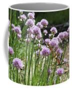 Kitchen Garden Chives Coffee Mug