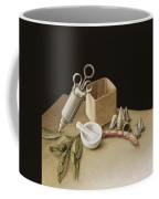Kitchen Geometry Coffee Mug