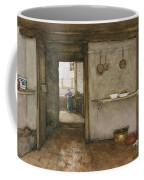 Kitchen Interior, C.1899 Coffee Mug