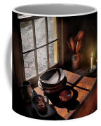 Kitchen - On A Table II  Coffee Mug by Mike Savad