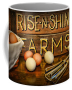 Kitchen  Rise And Shine Coffee Mug