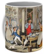 Kitchen Scene Coffee Mug