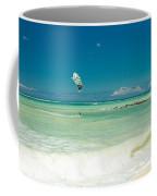 Kite Beach Kanaha Maui Hawaii Coffee Mug