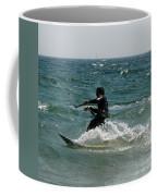 Kite Boarding Fun  Coffee Mug