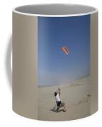 Kite Flying I Coffee Mug
