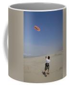 Kite Flying Oregon Pacific Coffee Mug