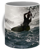 Kite Surfer 02 Coffee Mug