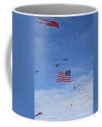 Kites On Ice Coffee Mug