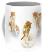 Kittens In Bowl Coffee Mug