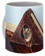 Kitty A-frame Coffee Mug