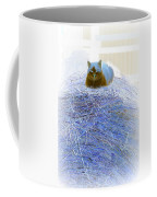 Kitty Blue IIi Coffee Mug