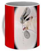 Kitty Likes Those Water Drops Coffee Mug