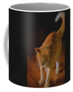 Kitty Paws Coffee Mug