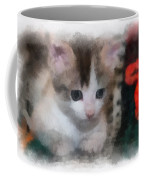 Kitty Photo Art 01 Coffee Mug