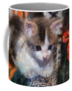 Kitty Photo Art 02 Coffee Mug