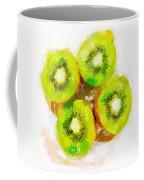 Kiwi 2 Coffee Mug