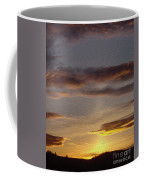 Klamath Golden Sunset Coffee Mug