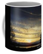 Klamath Lake Sunset Coffee Mug