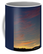 Klamath Summer Sunset Coffee Mug