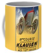 Klausen Automobile Coffee Mug