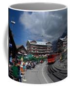 Kleine Schedegg Switzerland Coffee Mug