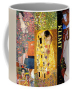 Klimt Collage Coffee Mug