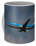 Klm Boeing 737 Ng Coffee Mug