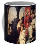 Knights Of The Order Of St John Of Jerusalem Restoring Religion In Armenia Coffee Mug