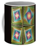 Knitting Coffee Mug by Anastasiya Malakhova