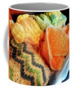 Knitting For Baby Coffee Mug
