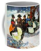 Knitware Soldiers Coffee Mug