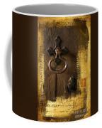 Knock At The Door Coffee Mug
