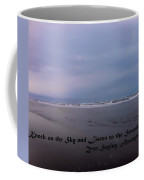 Knock On The Sky Coffee Mug