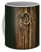 Knock On Wood Coffee Mug